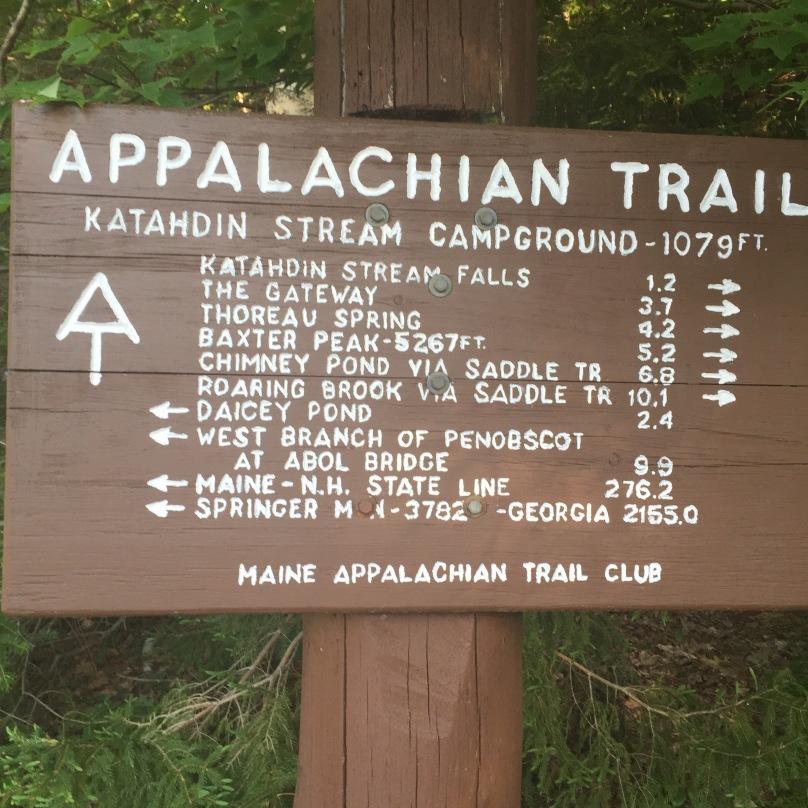 Trail Head