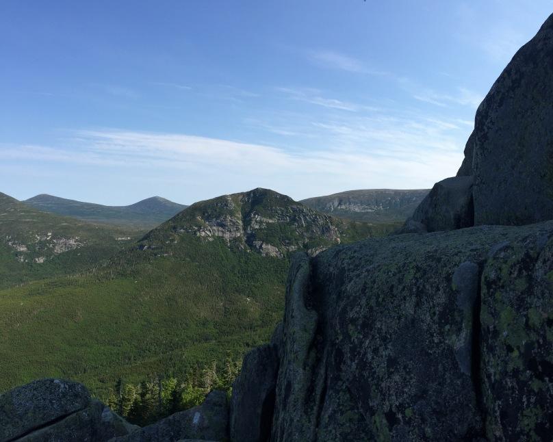 View near mile 3.5