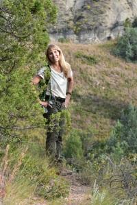 Kat on Ridgeline
